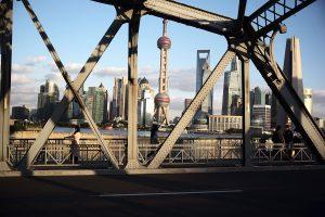 Shanghai, November 2016.